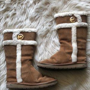 Michael Kors UGG style boots